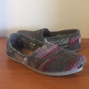 Toms Knitted Shoes